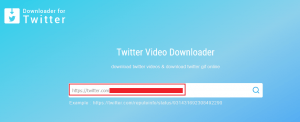 download video for twitter