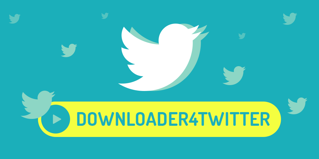 Twitter Video Downloader - Download Twitter videos & gif