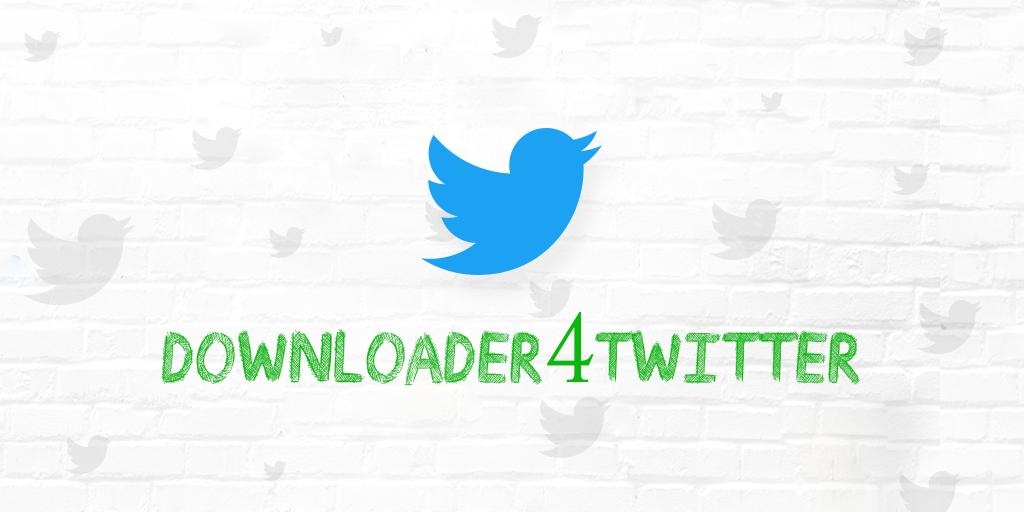 Twitter Image Downloader