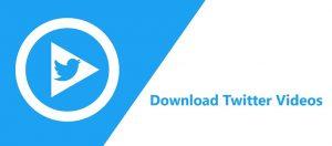 Twitter Video Downloader Apps