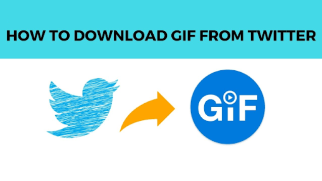 Download a GIF from Twitter